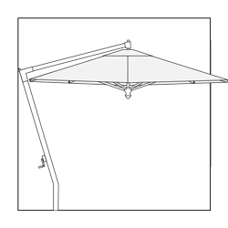 Shadescapes Contemporary Umbrella Collections