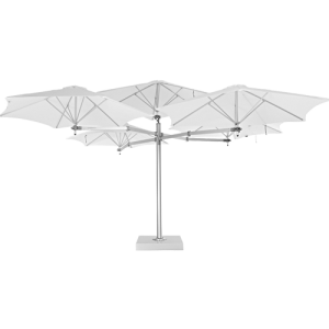 Giant Telescopic Umbrellas
