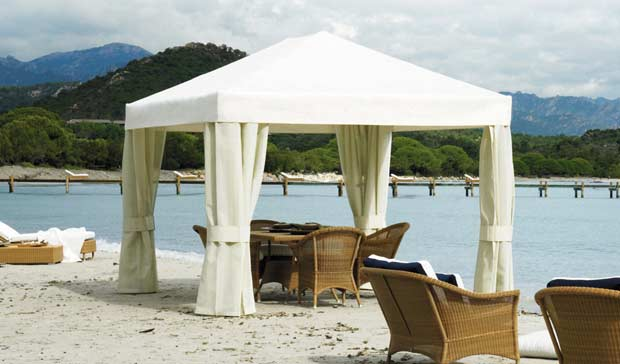 Cuscini Outdoor.Cuscini Cabanas Luxury Commercial Pool Cabanas