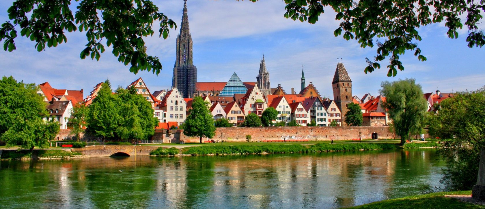 Ulm Germany Shadescapes Americas