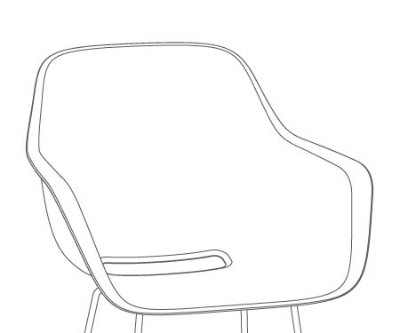 Extremis Captains Chair