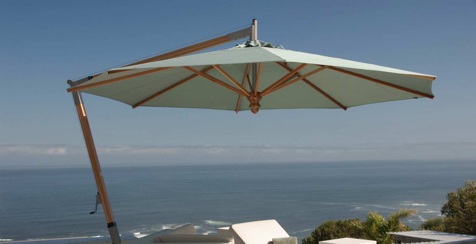 Commercial Umbrellas Large Cantilever