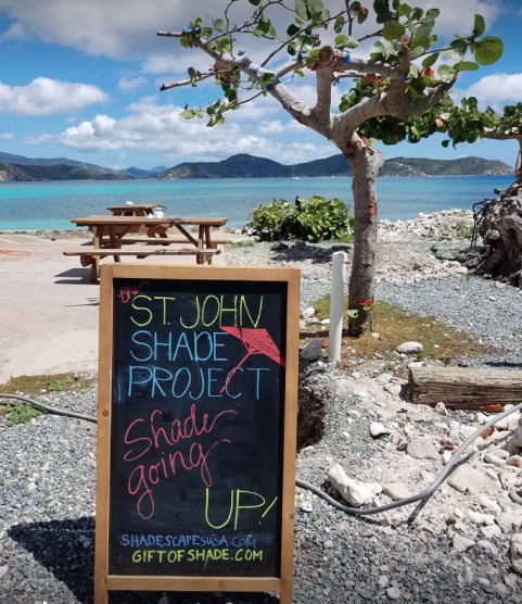 St John Shade <br>Project <br/>